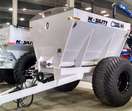 Mobility C Series Combo Lime/Fertilizer Spreader