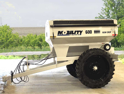 Mobility Dry Fertilizer Spreaders