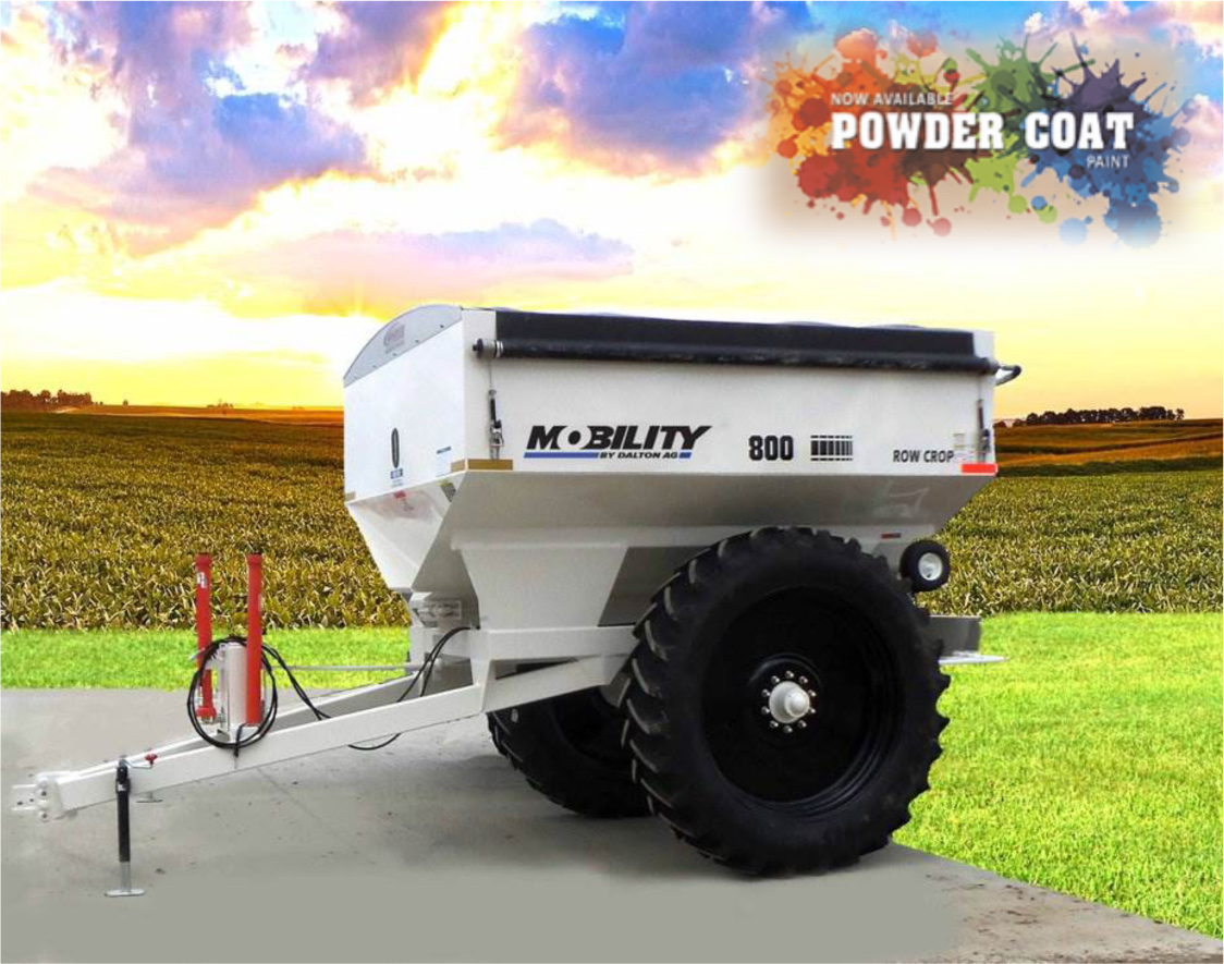 Mobility Row Crop Spreaders