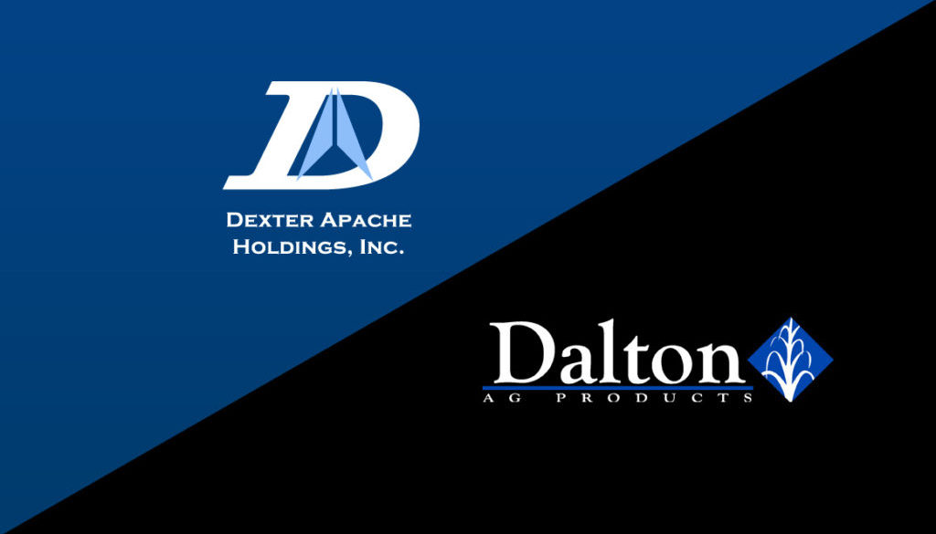 Dalton Acquired by Dexter Apache Holding, Inc.